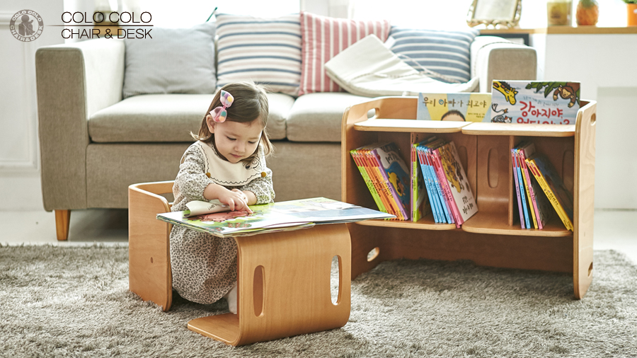 子供のためのチェア&デスク