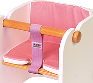 ColoColo Baby Chair:Cushion Pink