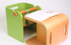 ColoColo Chair & Desk