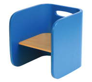 ColoColo Chair:Blue