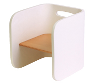ColoColo Chair:White